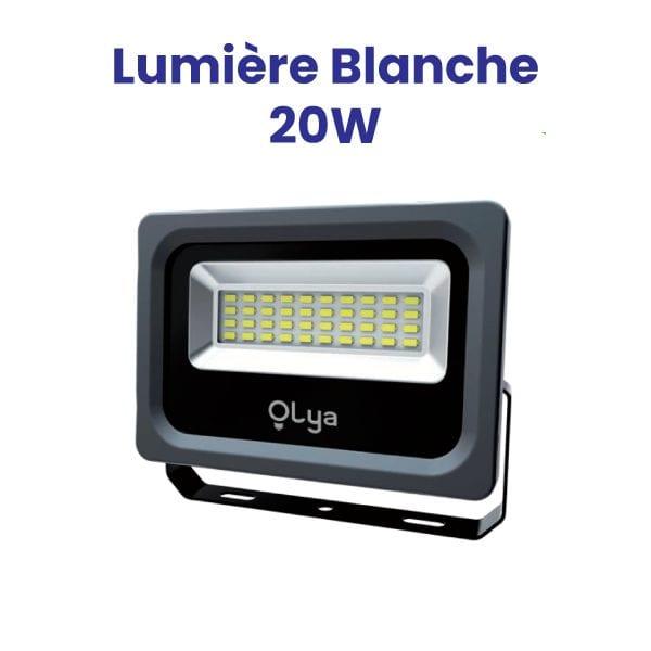 Projecteur LED OLYA 20W